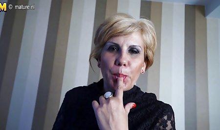 -마이크 아파트먼트-시음 Blanche 첫 번째 성 젊은 비디오