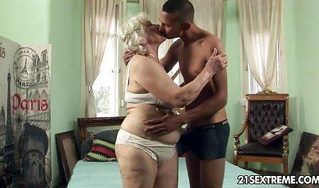 아내에 르는 노인들을 위한 무료 돌아와 스타일