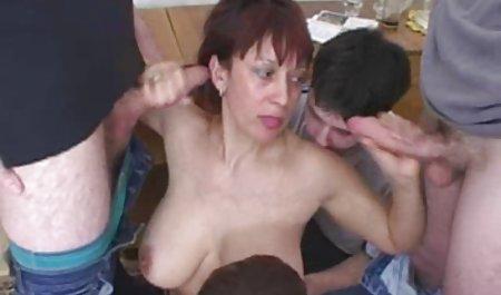 으로-N- 포르노 젊은 엄마와 아들